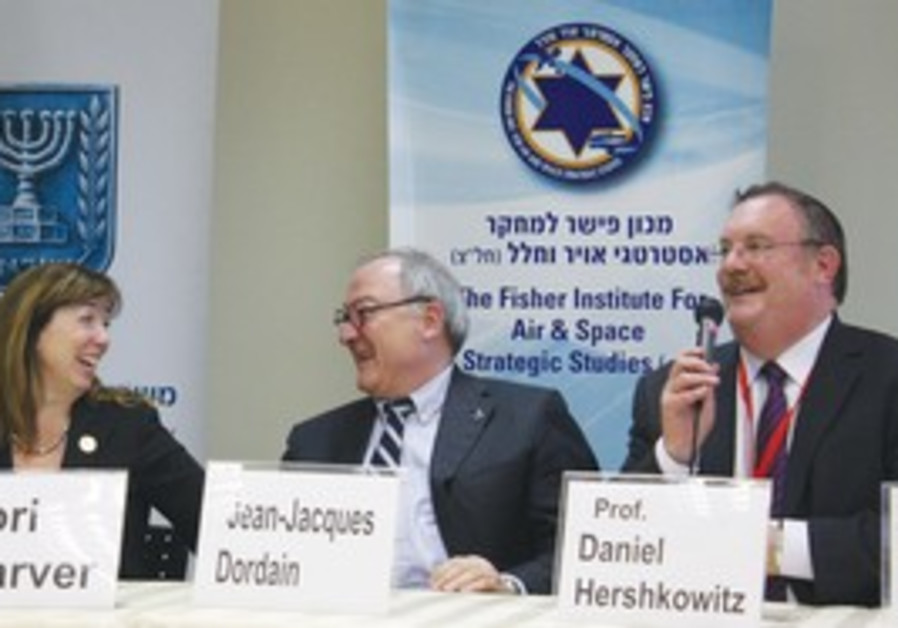Herzliya signing of jointparticipation