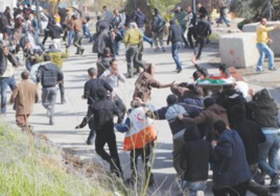 dead Palestinina Teen