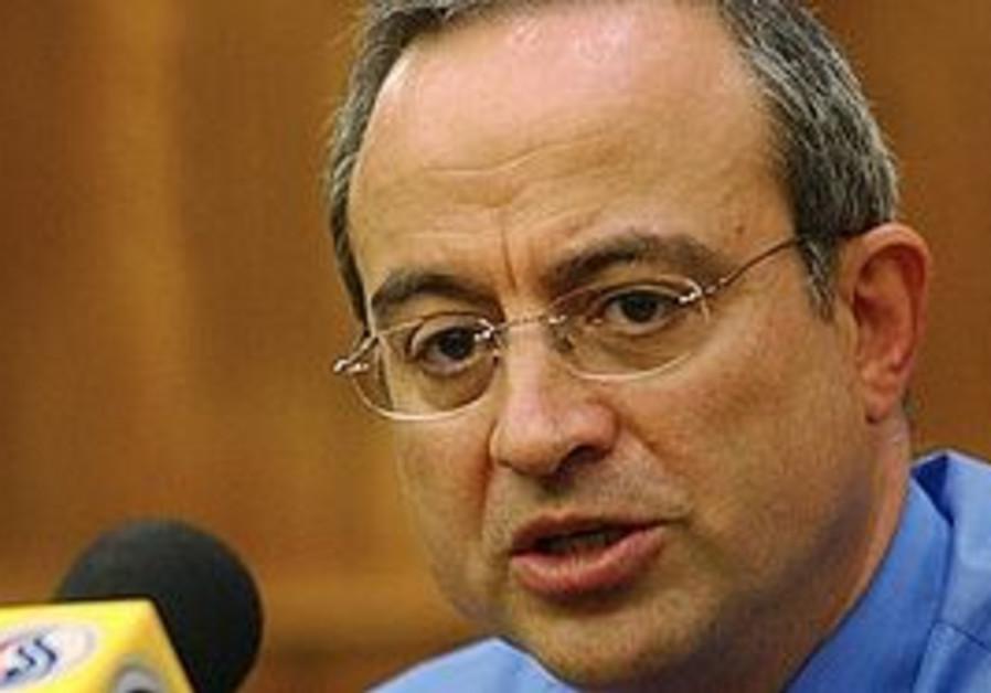Former Jordanian FM Marwan Muasher