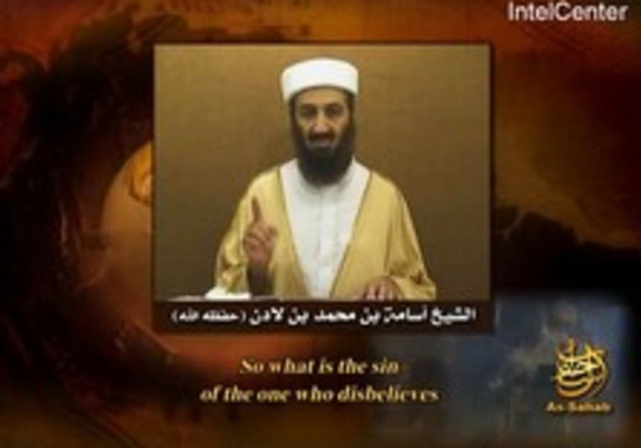 "Bin Laden urges sympathizers to join ""caravan"" of martyrs in new video"