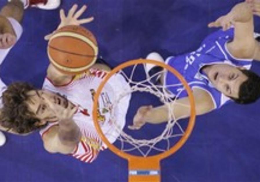 Eurobasket: Spain overpowers Israel 99:73