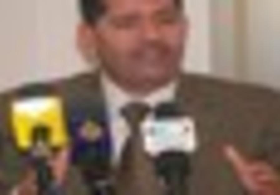 Muslim Brotherhood spokesman Mohamed Morsy