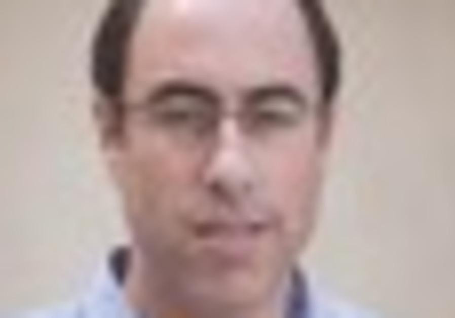 Ma'ariv columnist KALMAN LIEBSKIND