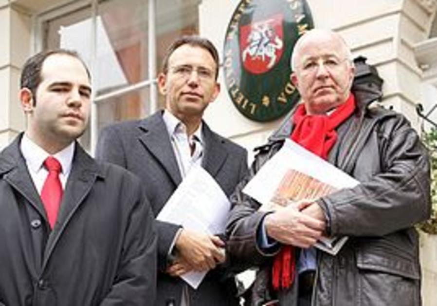 All-Party Parliamentary Group Against Anti-Semiti