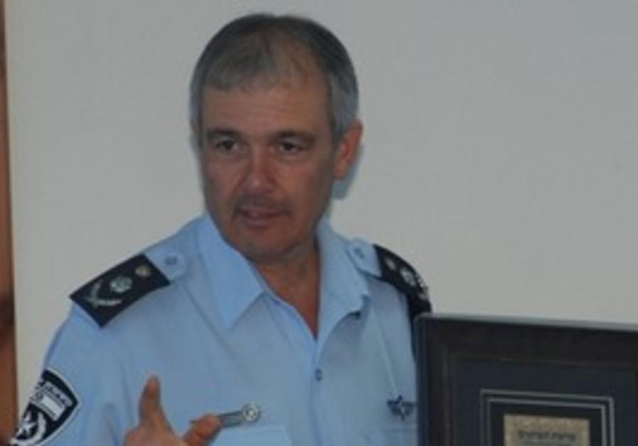 Police Inspector-General David Cohen.