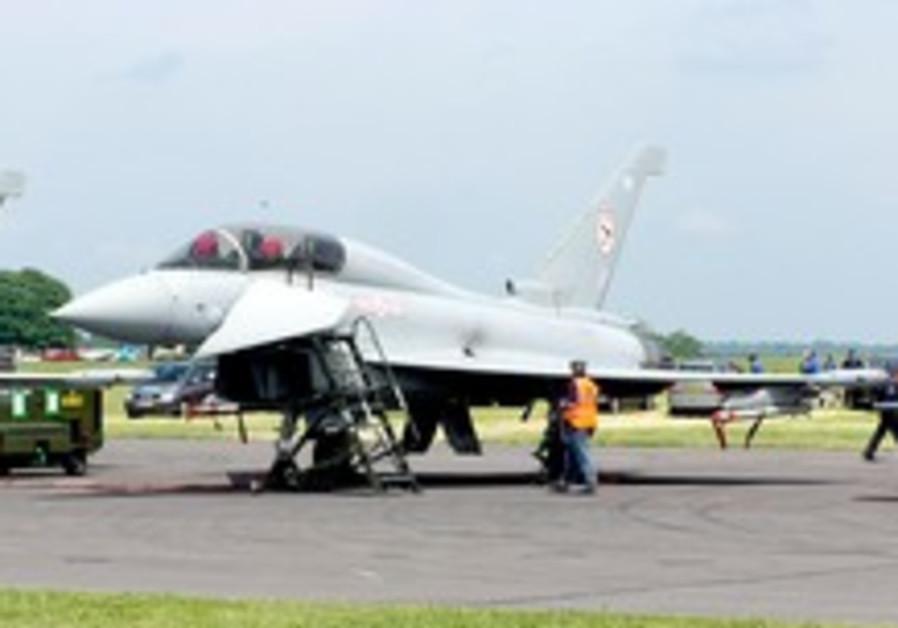 Saudi Arabia will buy 72 Typhoon jets from Britain