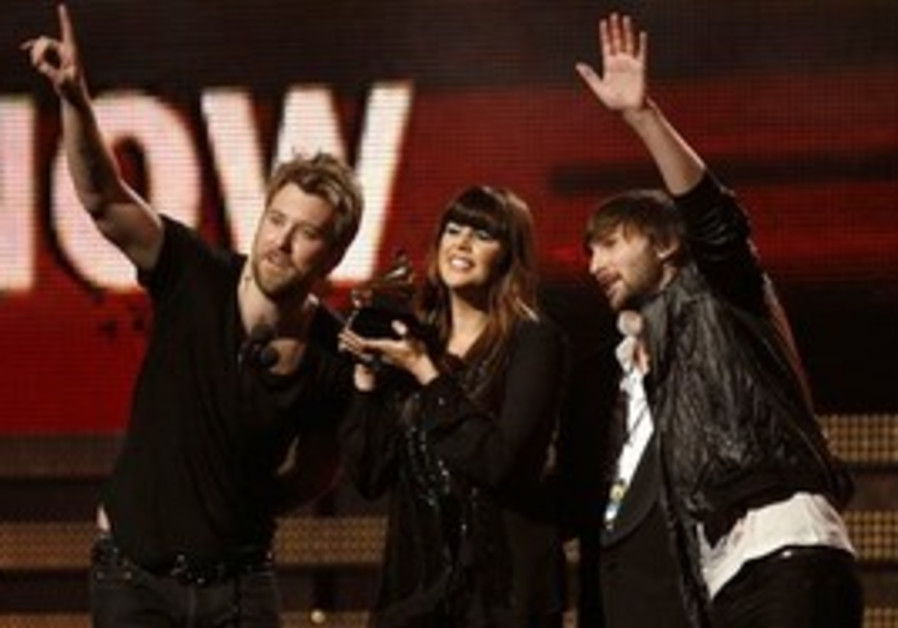 Lady Antebellum at the Grammys