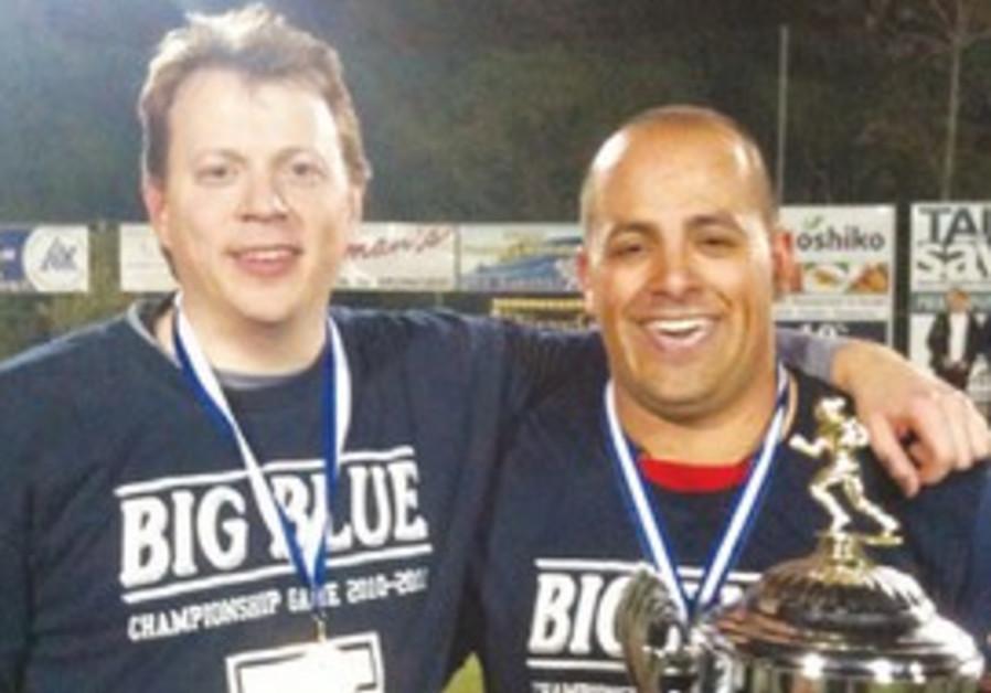 Big Blue takes home trophy