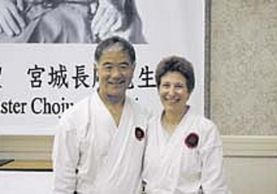 How a Jewish karate champion stood up for her beliefs