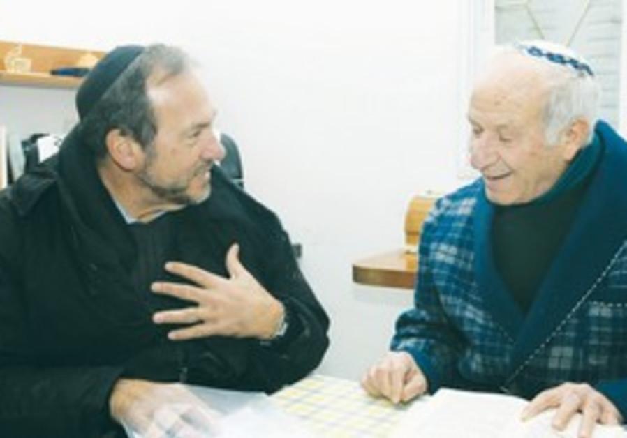 Rabbi Yehiel Eckstein