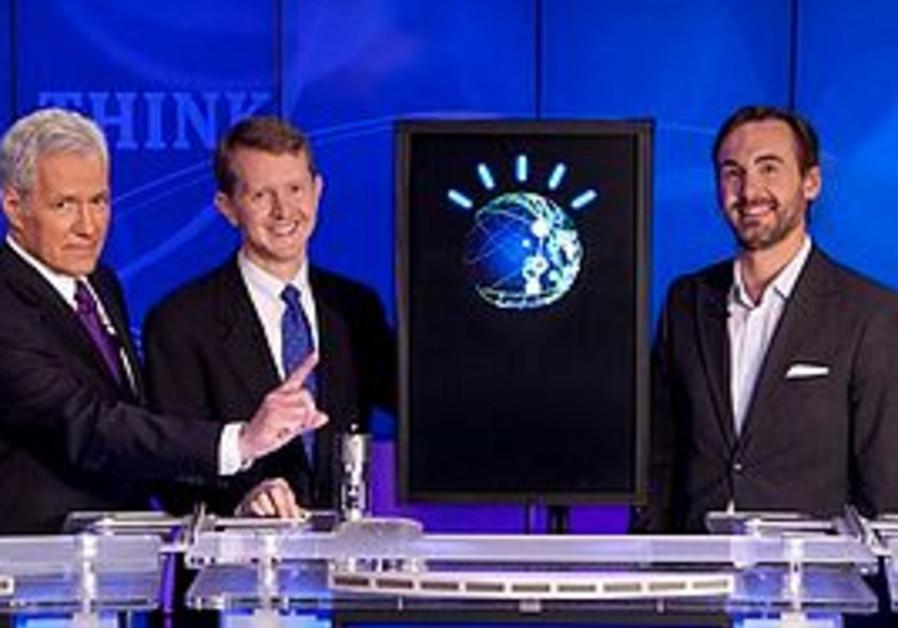 Jeopardy: Man vs. Machine