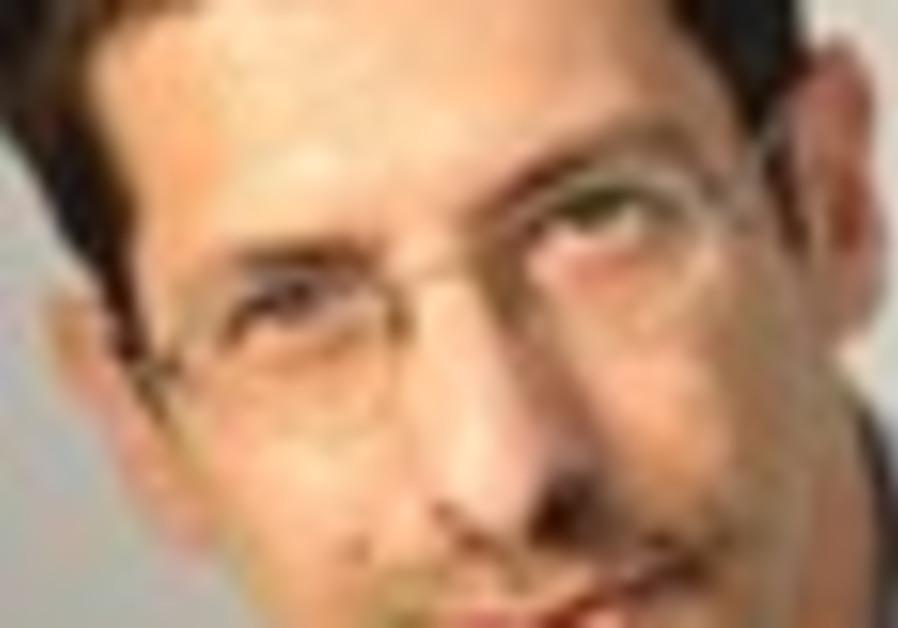 Hayehudi Faction Chairman Uri Orbach