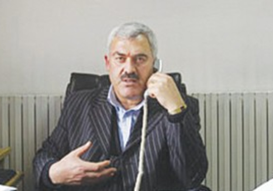 Shawan Jabarin denies being a terror group member.