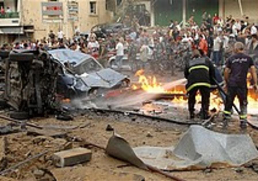 Saniora calls mourning day for Ghanem