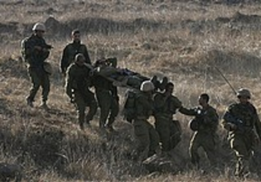 IDF resumes military exercises on Golan