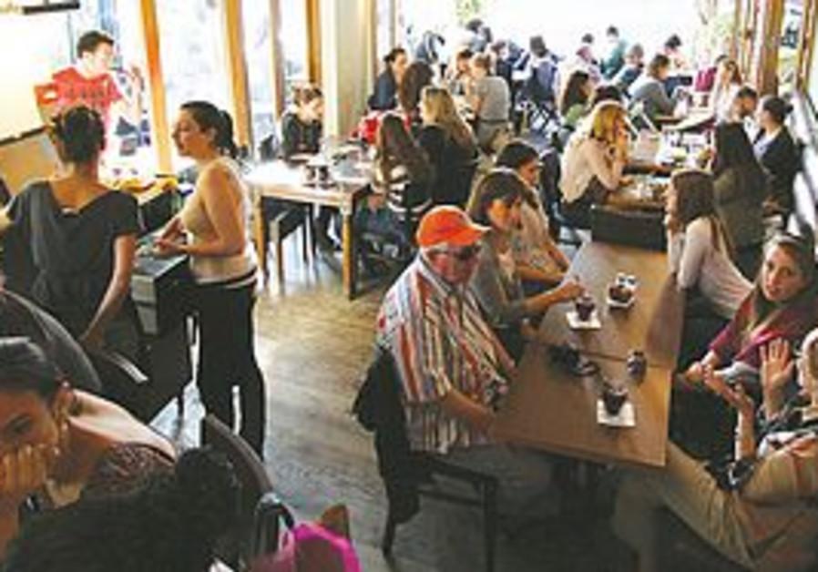 Amelia restaurant in Tel Aviv