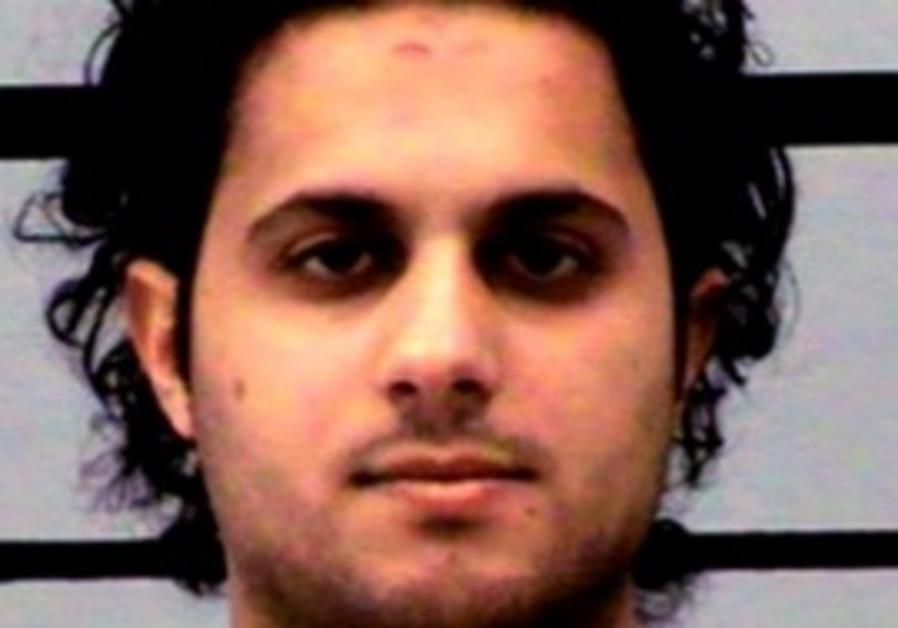 Terror suspect Khalid Ali-M Aldawsari