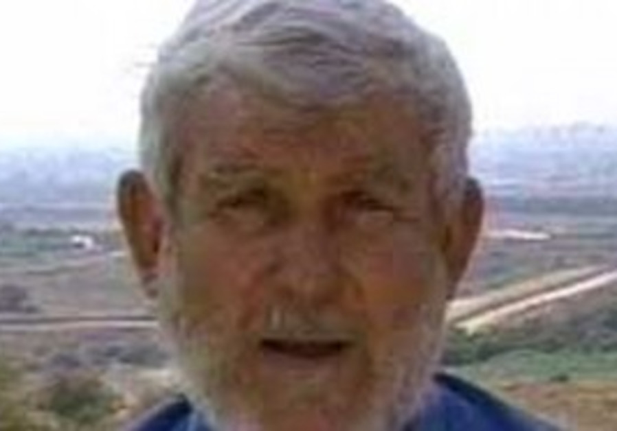 Journalist Jerold Yoram Kessel.
