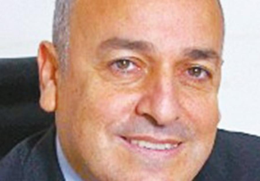 JNF UK chairman Samuel Hayek.