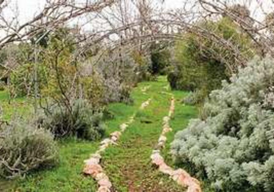 Guest house Habayit Bateva gardens