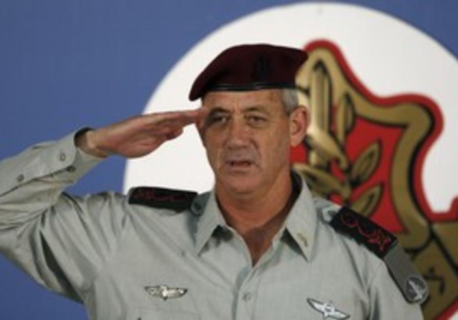 Lieutenant-General Gantz