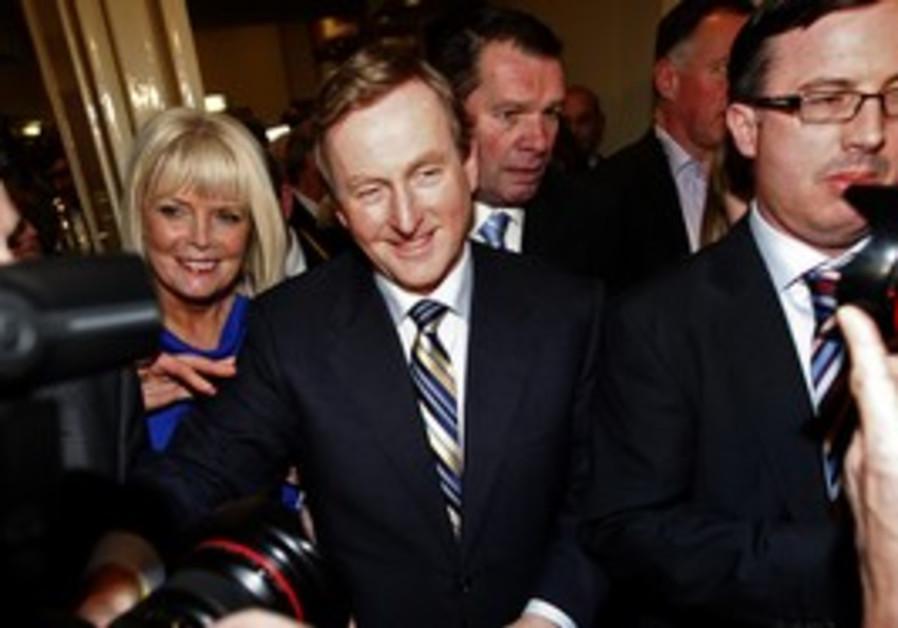 Fine Gael leader Enda Kenny.