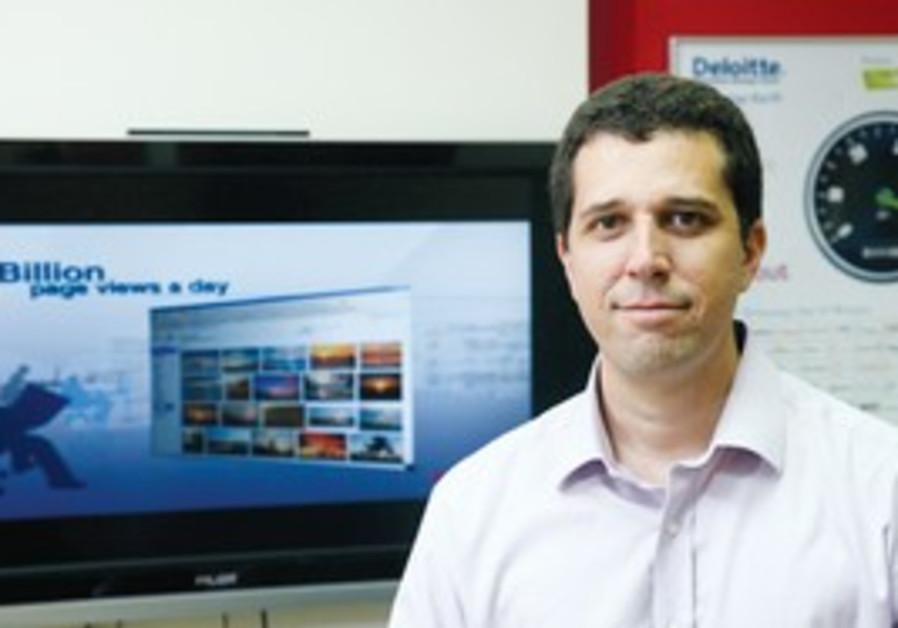 PicScout founder Offir Gutelzon