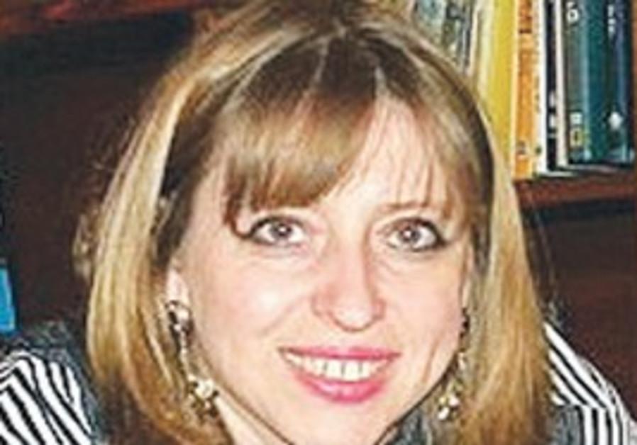 Social worker Margarita Slov