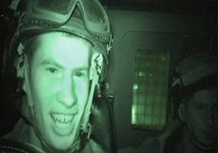 Soldier's last moments shown on video