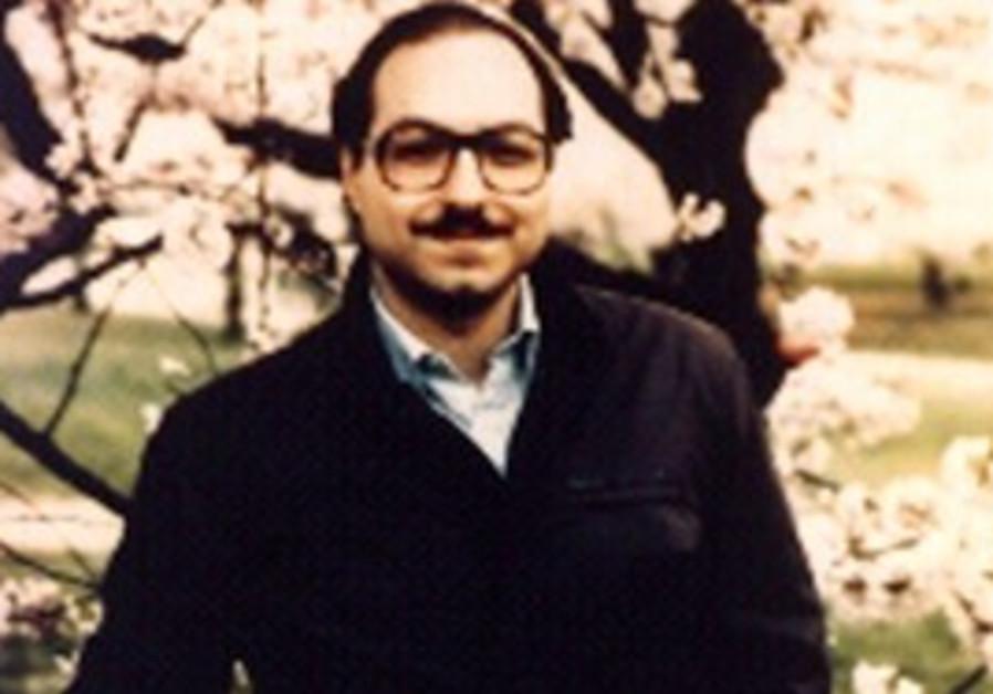 Jonathan Pollard before he was arrested.