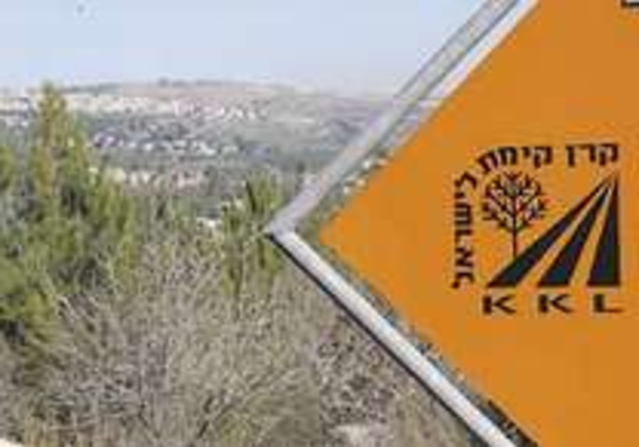 JNF aims to raise $10m. for reforestation and firefighting