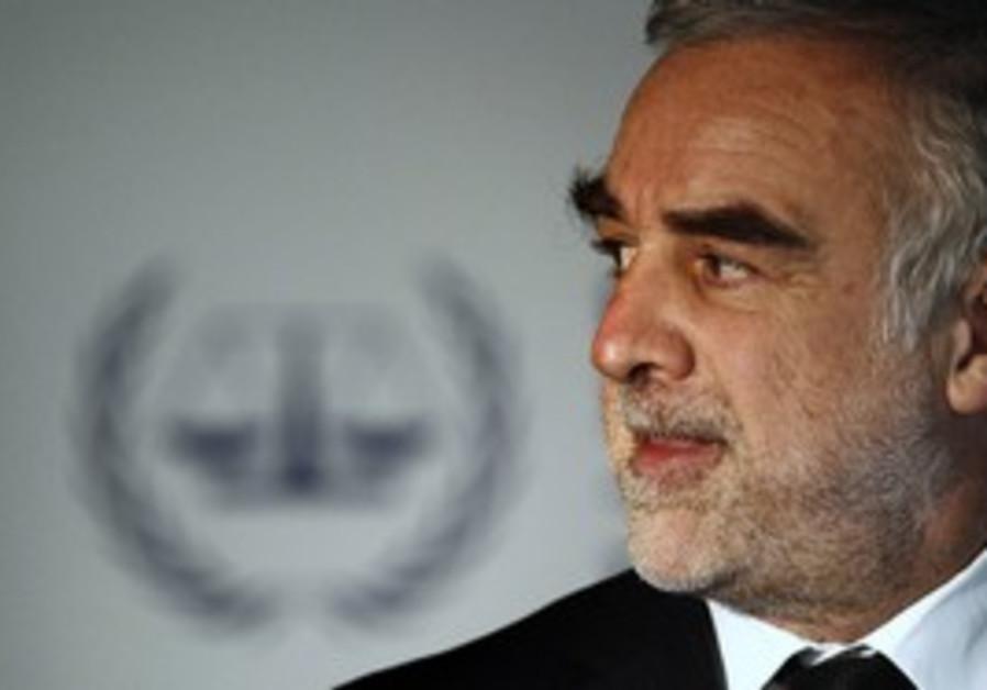 Former ICC chief Luis Moreno-Ocampo