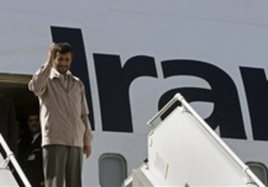 Ahmadinejad: Why do we need a bomb?