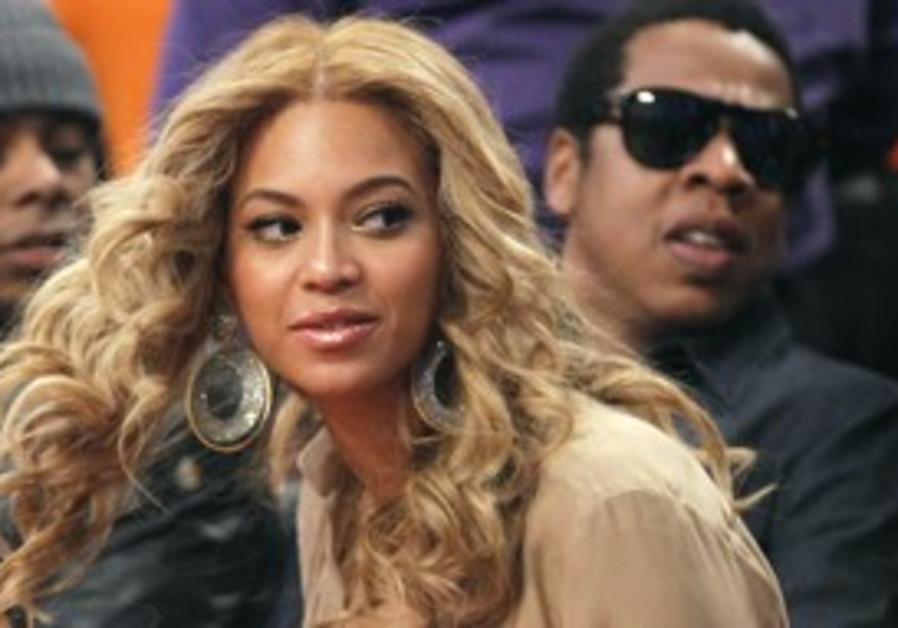 Pop Singer Beyonce Knowles