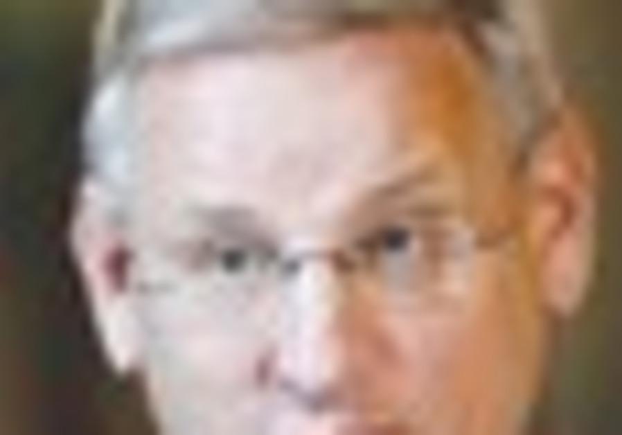 Swedish Foreign Minister Carl Bildt