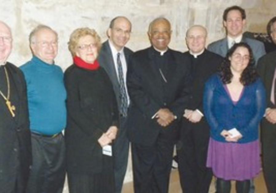American Jewish C'tee, US Catholic Church reps.