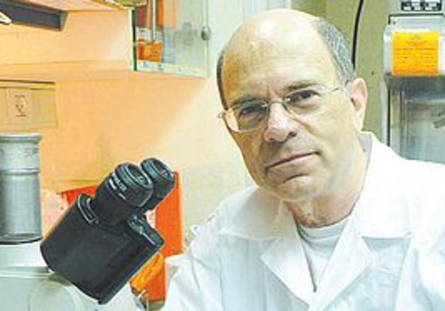 Israel Prize winner Prof. Yosef Shilo