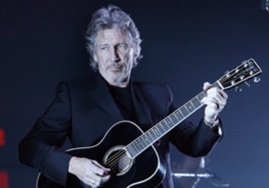 Pink Floyd founding member Roger Waters.