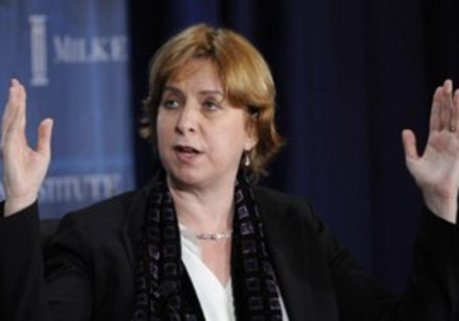 Vivian Schiller, president and CEO of NPR.