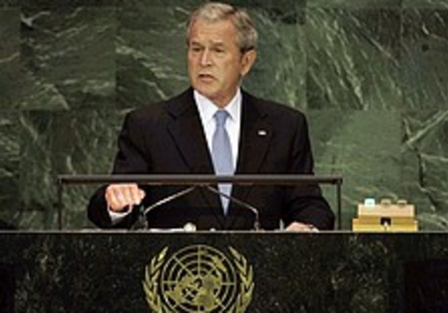 Bush blasts UNHRC for anti-Israel bias