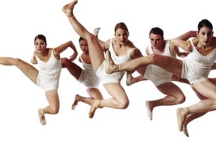Aspen Sante Fe dance company