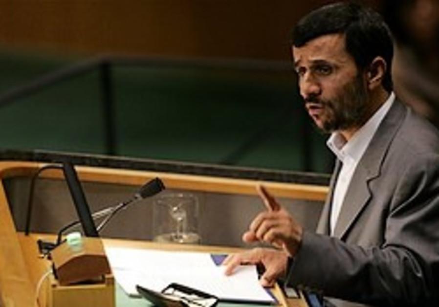Analysis: For Ahmadinejad in NY, a job worryingly well done