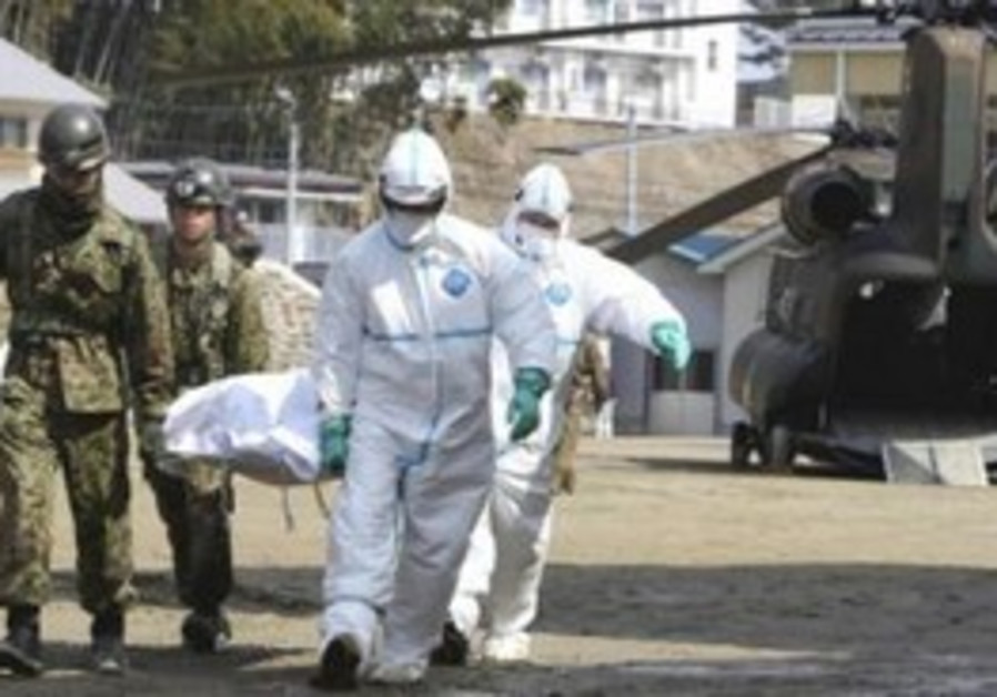 analysis how bad is the nuclear accident in japan enviro tech jerusalem post. Black Bedroom Furniture Sets. Home Design Ideas