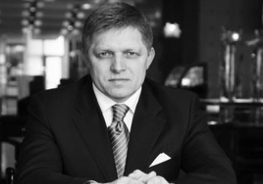 Robert Fico, former Slovakian PM