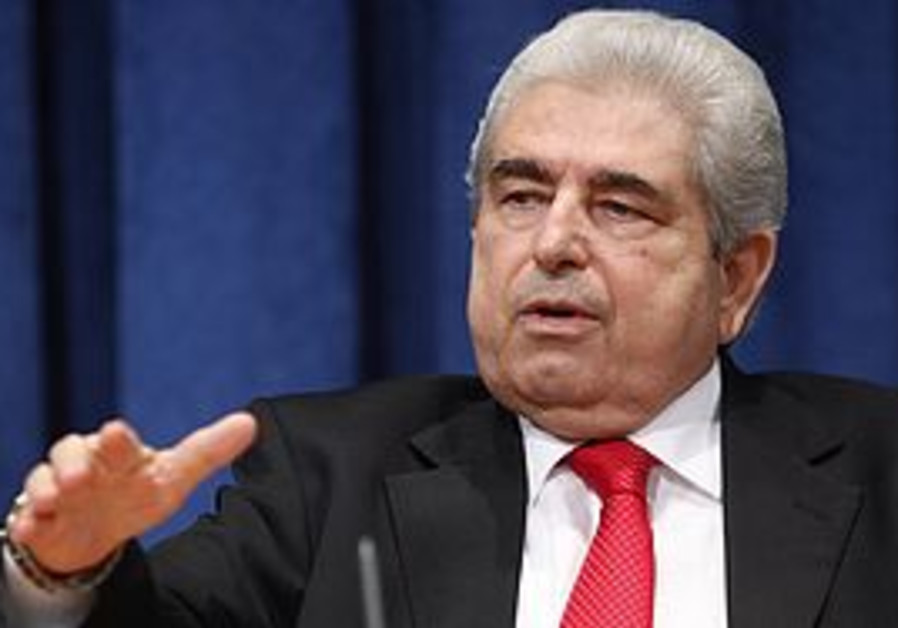 Cypriot president DIMITRIS CHRISTOFIAS