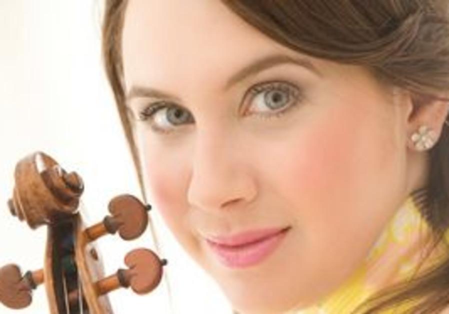 Chloe Hanslip