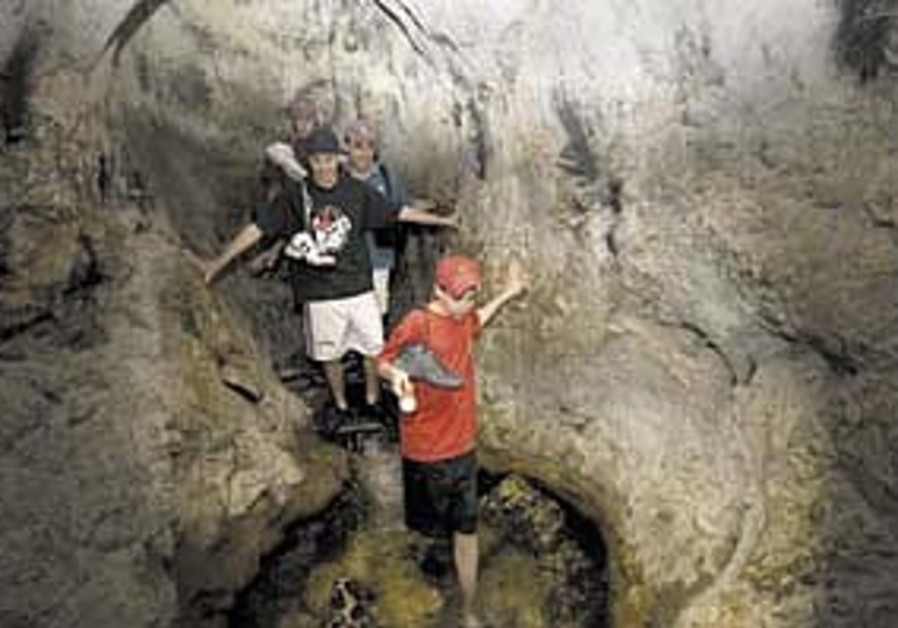 Historic fun at city's archeological sites