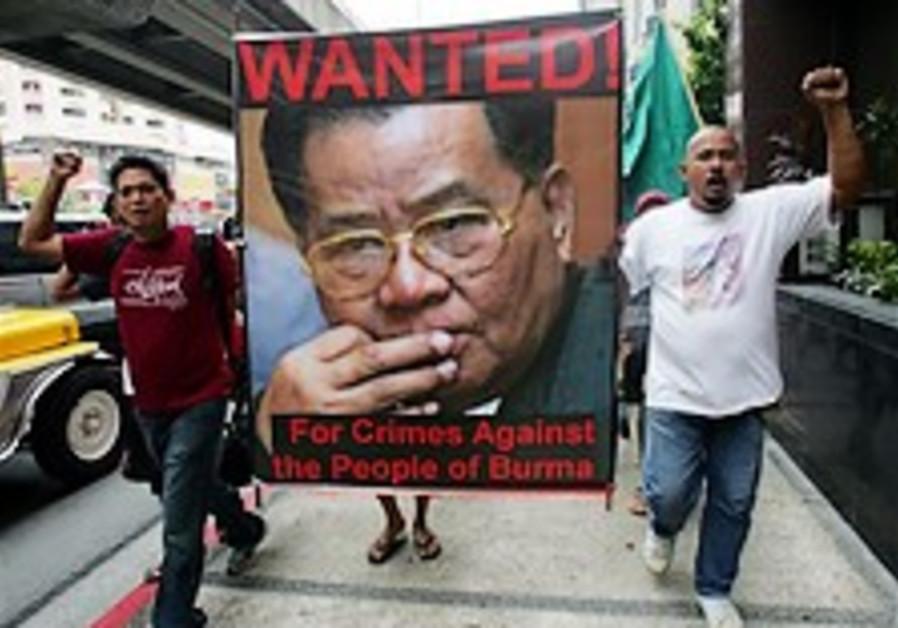 Myanmar junta declares no-go zones at Buddhist monasteries