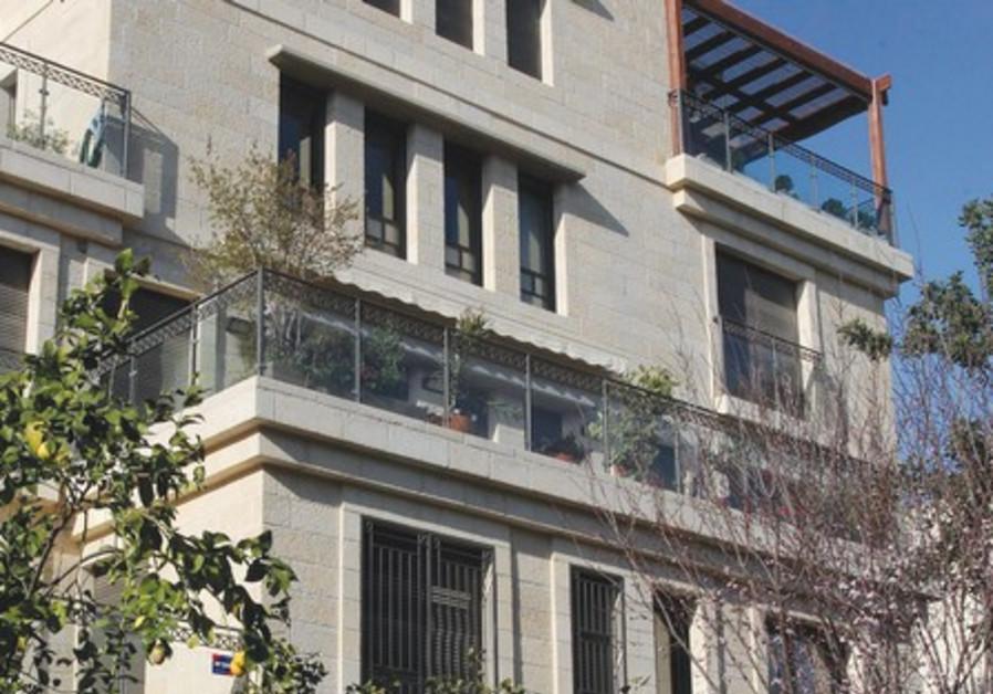 Apartments in Rehavia