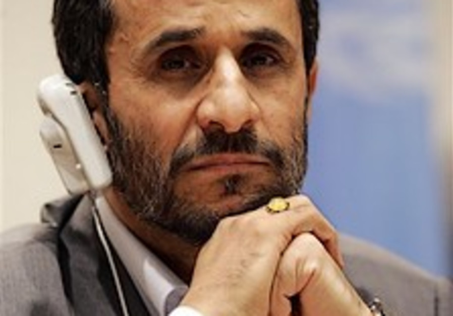 Ahmadinejad threatens to expose spy case details